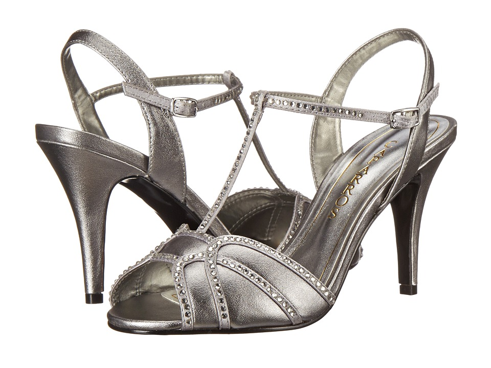Caparros Whistler (Pewter Metallic) High Heels
