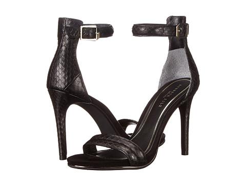 Kenneth Cole New York - Brooke (Black Snake) High Heels