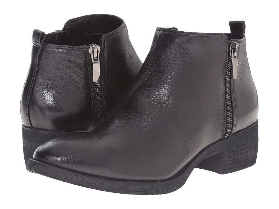 Kenneth Cole New York - Levon (Black) Women's Zip Boots