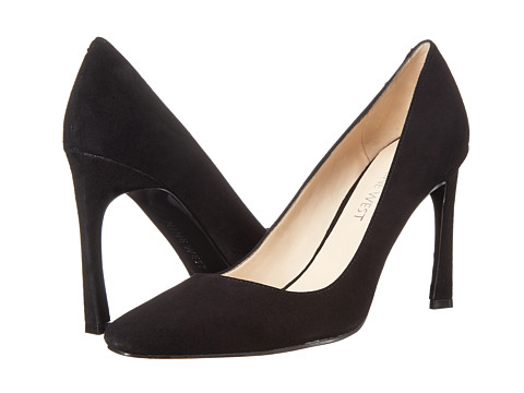 Nine West - Cardio (Black Suede) High Heels