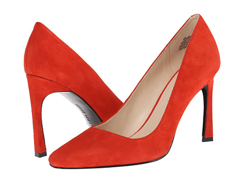 Nine West - Cardio (Red Suede) High Heels