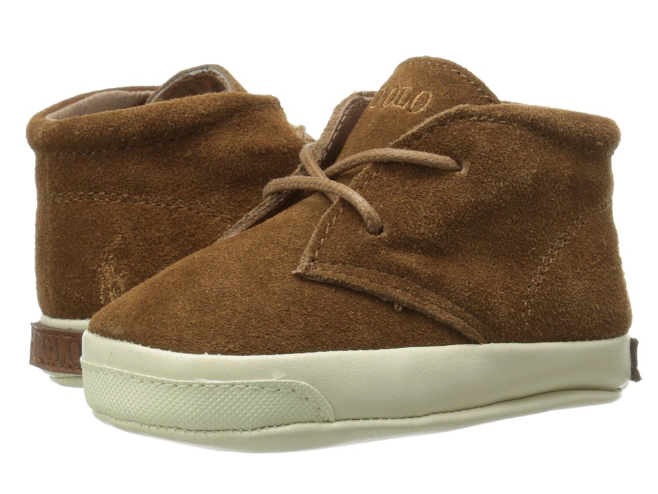 Polo Ralph Lauren Kids - Derek (Infant/Toddler) (Snuff) Boys Shoes
