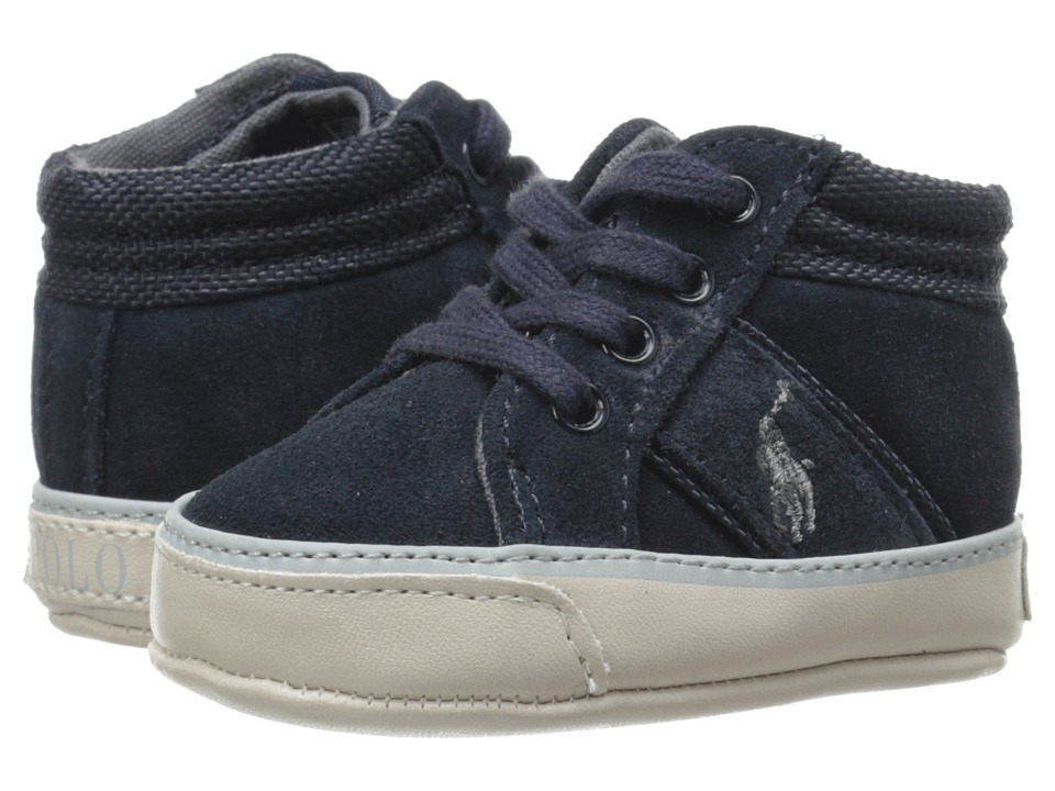 Polo Ralph Lauren Kids - Bawtry (Infant/Toddler) (Navy) Boy's Shoes
