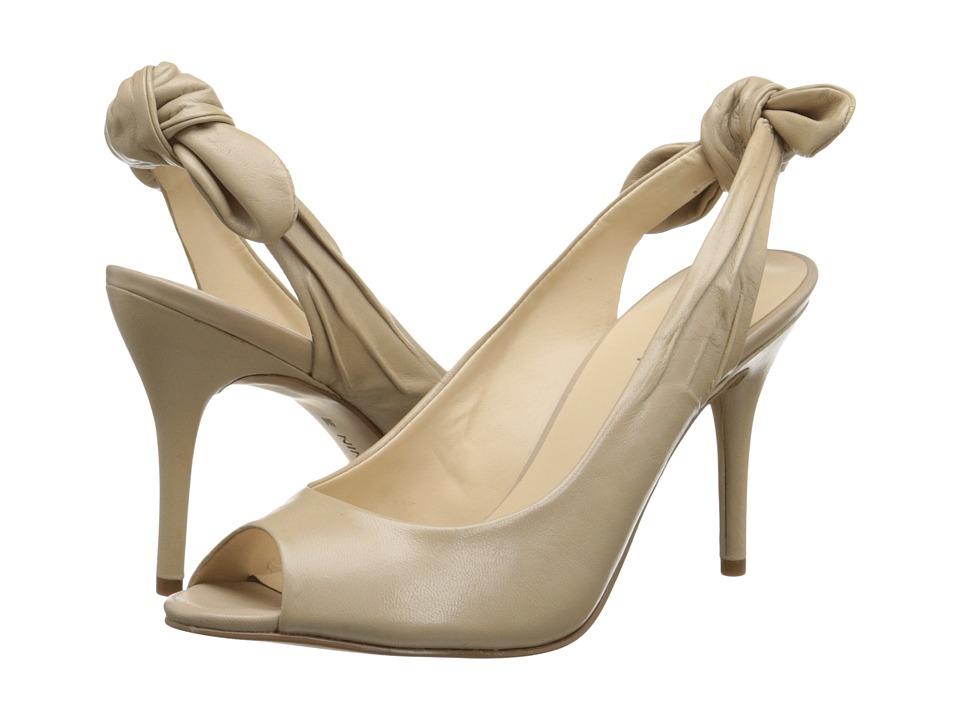 Nine West - Yogert (Light Natural Leather) High Heels