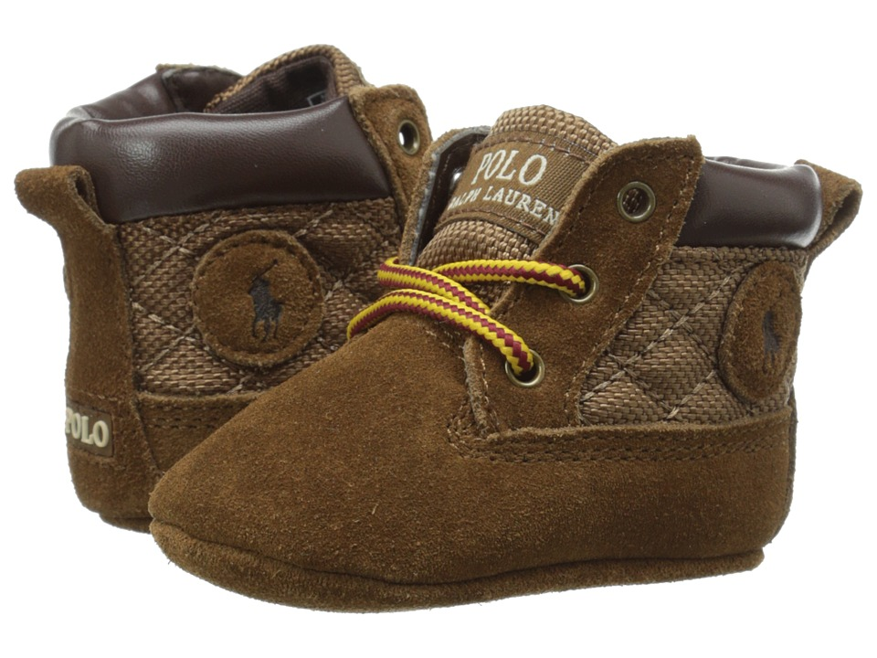 Polo Ralph Lauren Kids - Tramble (Infant/Toddler) (Snuff) Boy's Shoes