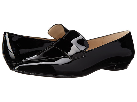 Nine West - Truethat (Black Synthetic) Women's Slip on Shoes