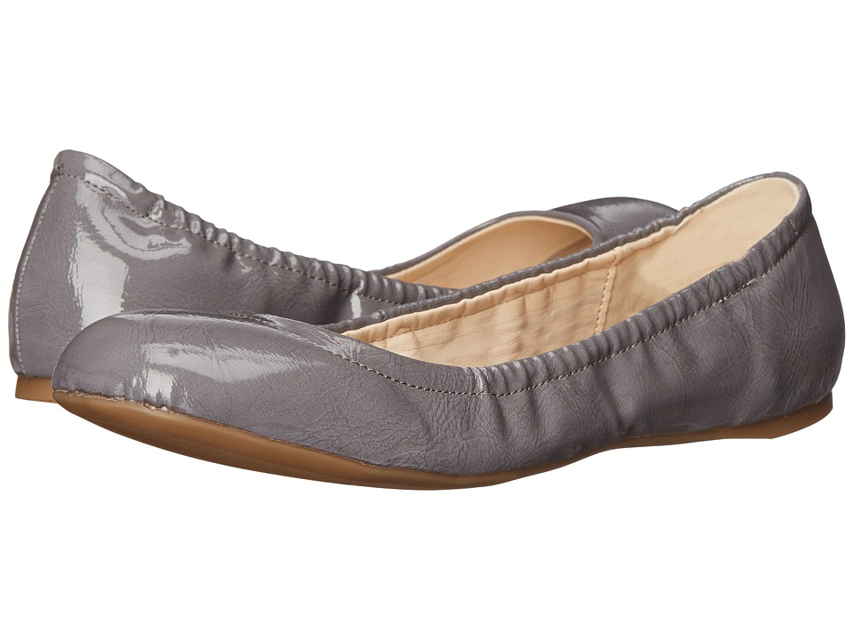Nine West - Goalie (Grey Synthetic) Women's Slip on Shoes