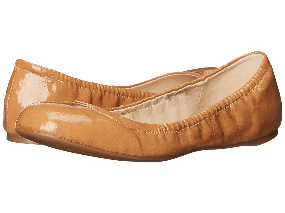 Nine West - Goalie (Light Natural Synthetic) Women's Slip on Shoes