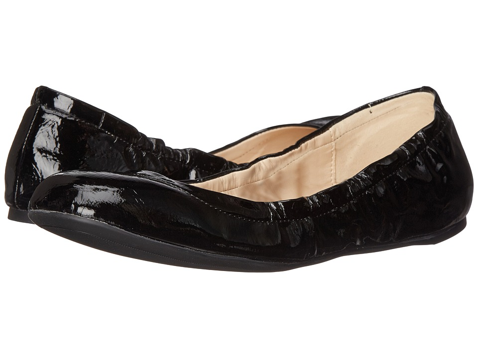 Nine West - Goalie (Black Synthetic) Women's Slip on Shoes