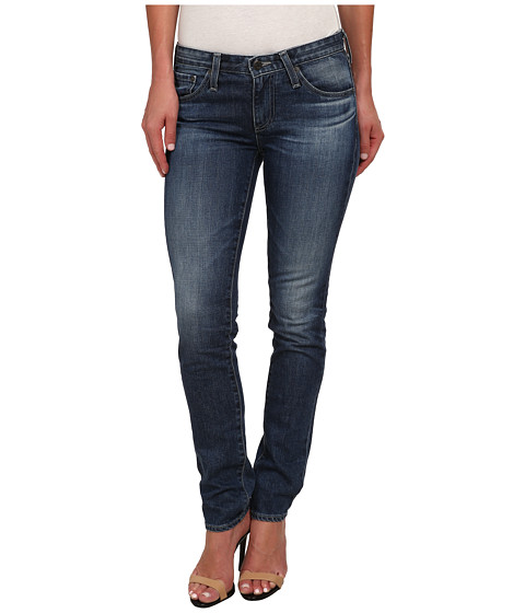 AG Adriano Goldschmied - The Stilt in 4 Years Riptide (4 Years Riptide) Women's Jeans