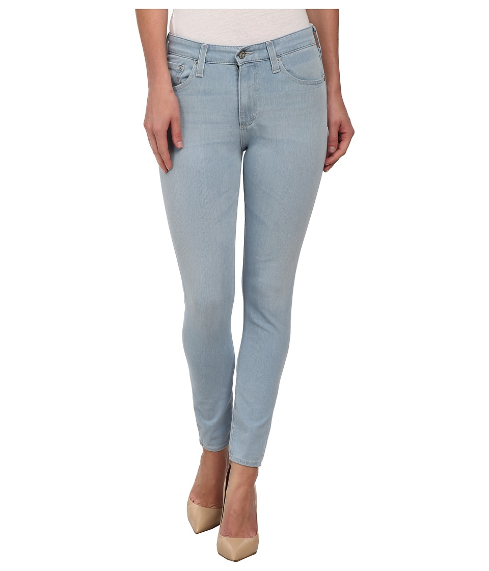 AG Adriano Goldschmied - The Farrah Skinny Crop in 16 Years Scuba (16 Years Scuba) Women's Jeans