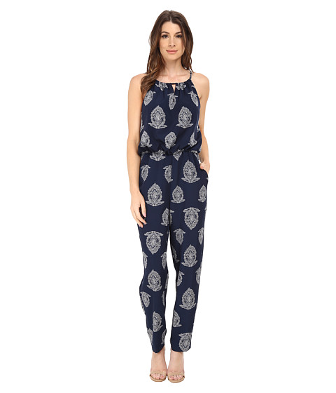 Sam Edelman - Jumpsuit (Navy) Women's Jumpsuit & Rompers One Piece