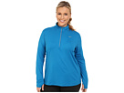 Nike Dry Element 1/4 Zip Running Top (Size 1X-3)