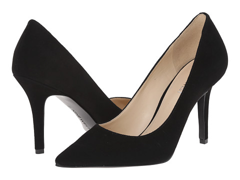 Nine West - Jackpot (Black Suede 1) High Heels