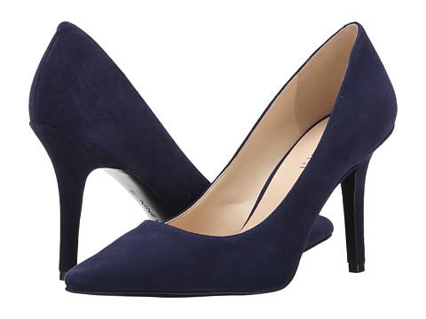 Nine West - Jackpot (Navy Suede 2) High Heels