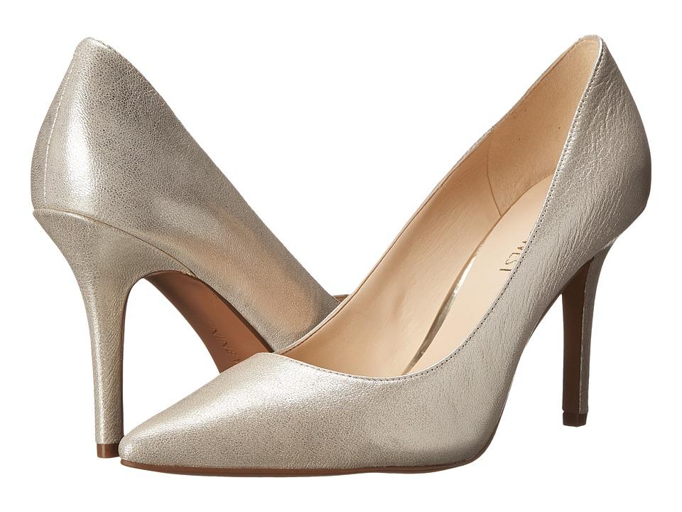 Nine West - Jackpot (Light Gold Metallic) High Heels