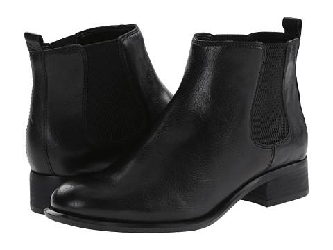 Nine West - Jara (Black Leather/Black Leather) Women