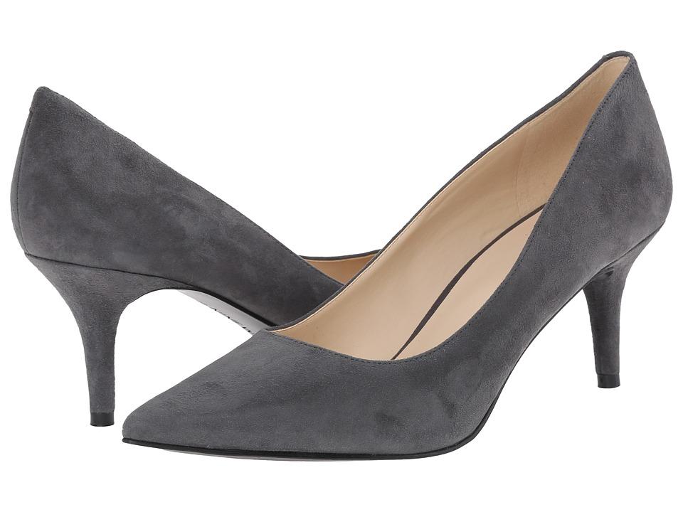 Nine West - Margot (Medium Grey Suede) High Heels