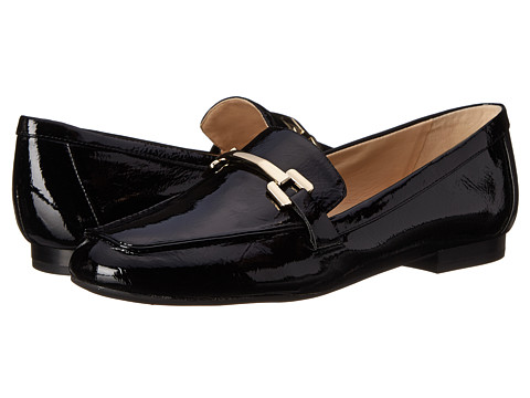 Nine West - Lastcall (Black Synthetic) Women's Slip on Shoes