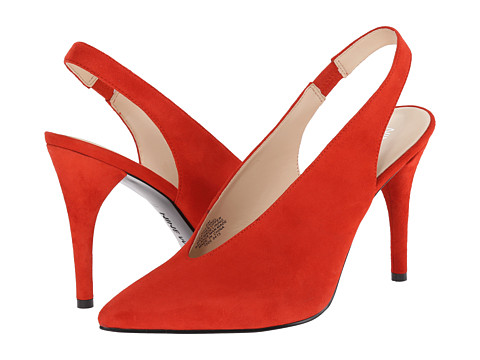 Nine West - Fennel (Red Suede) High Heels
