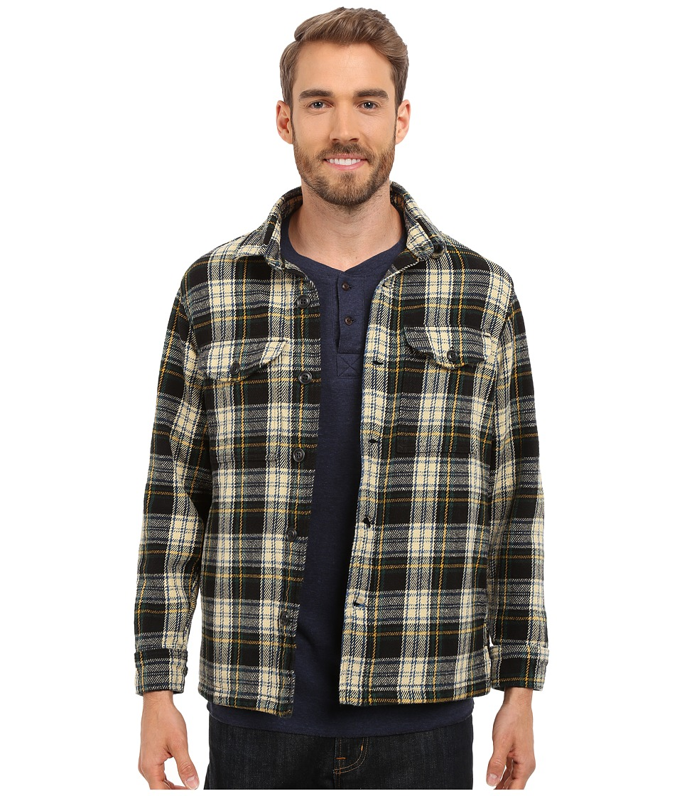 Filson - Jacket-Shirt (Black/Ivory) Men's Clothing