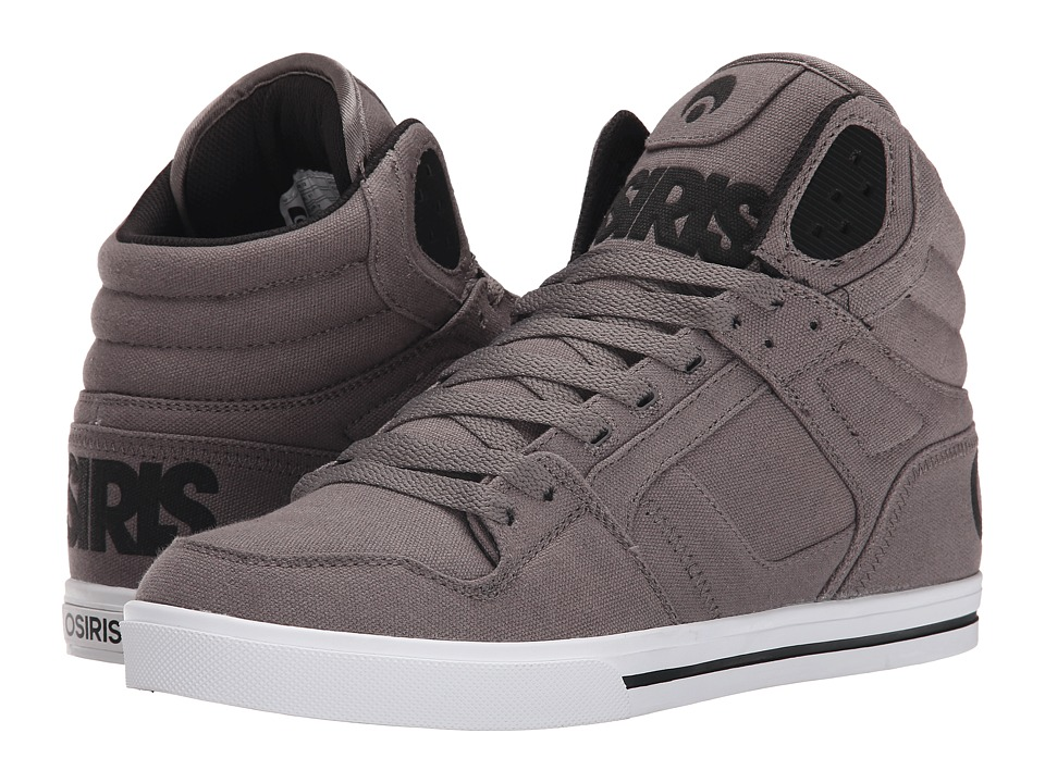 Osiris - Clone (Charcoal/Black/White) Men