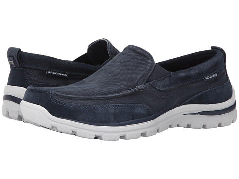 SKECHERS - Superior Melvin (Navy) Men