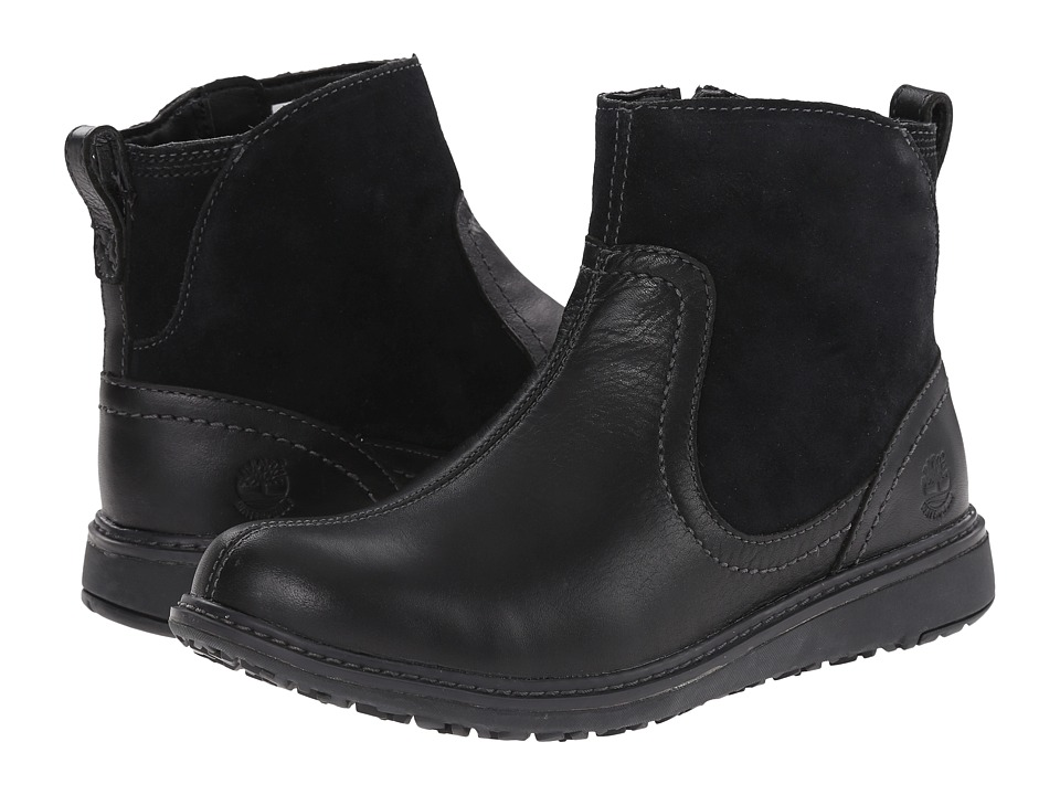 Timberland - Ashdale Ankle Waterproof (Black) Women's Shoes
