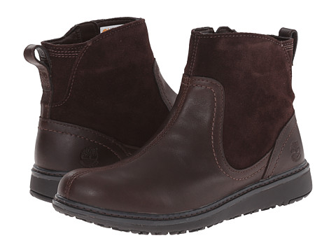 Timberland - Ashdale Ankle Waterproof (Brown) Women's Shoes