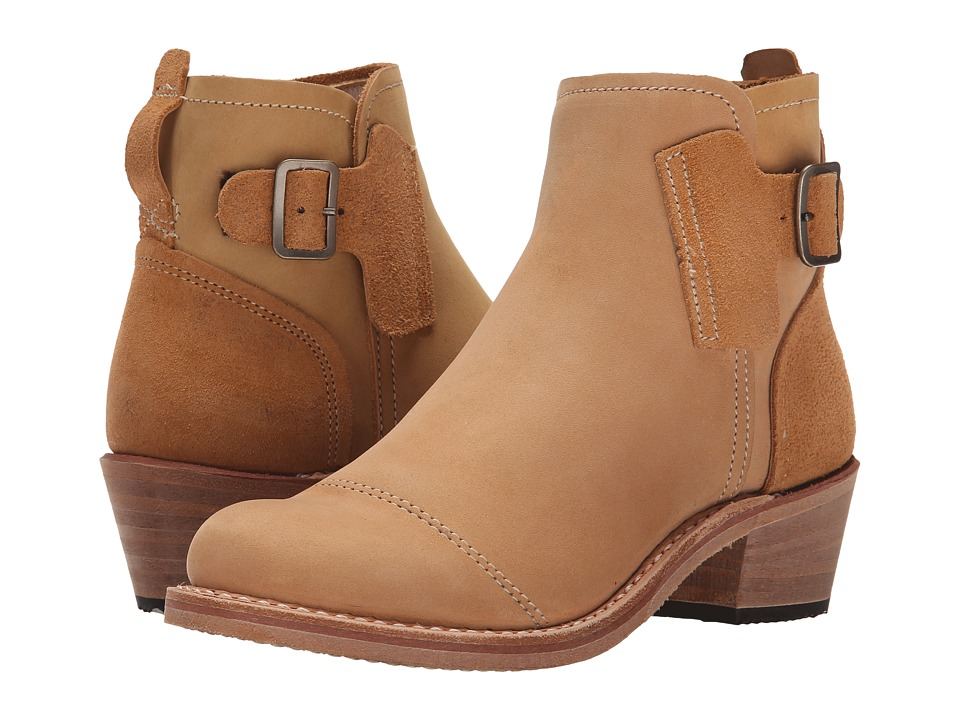 Timberland Boot Company - Gavi Cordwain Pull-On (Wheat) Women's Shoes