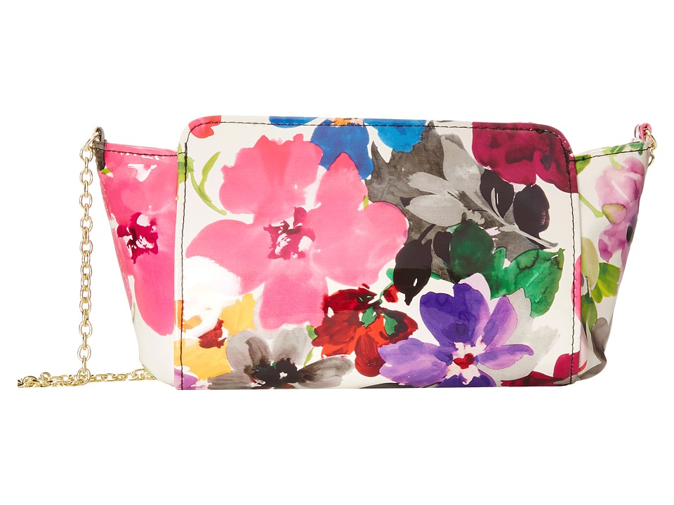 Jessica McClintock - Floral Winged Mini (Floral) Handbags