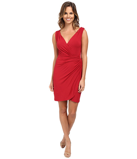 Tommy Bahama - Tambour Gathered Short Dress (Flare) Women