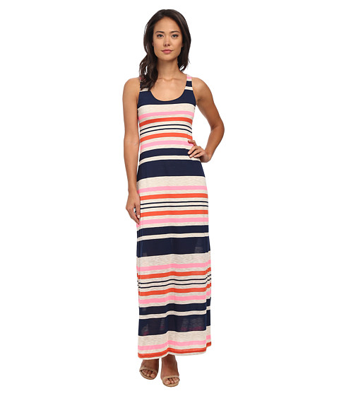 Brigitte Bailey - Jordana Sleeveless Maxi Dress (Pink Multi) Women's Dress