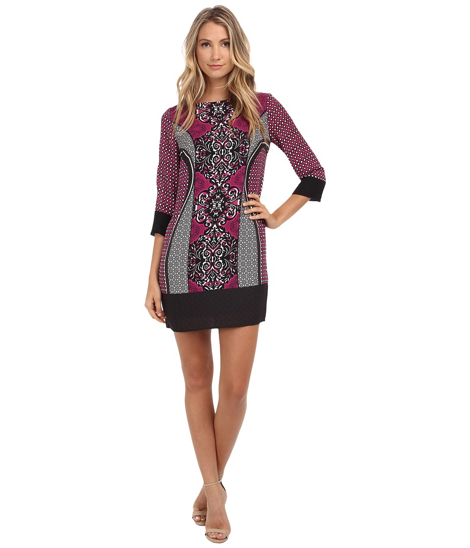 Laundry by Shelli Segal - Magic Spell Georgette Dress (Madge Multi) Women's Dress