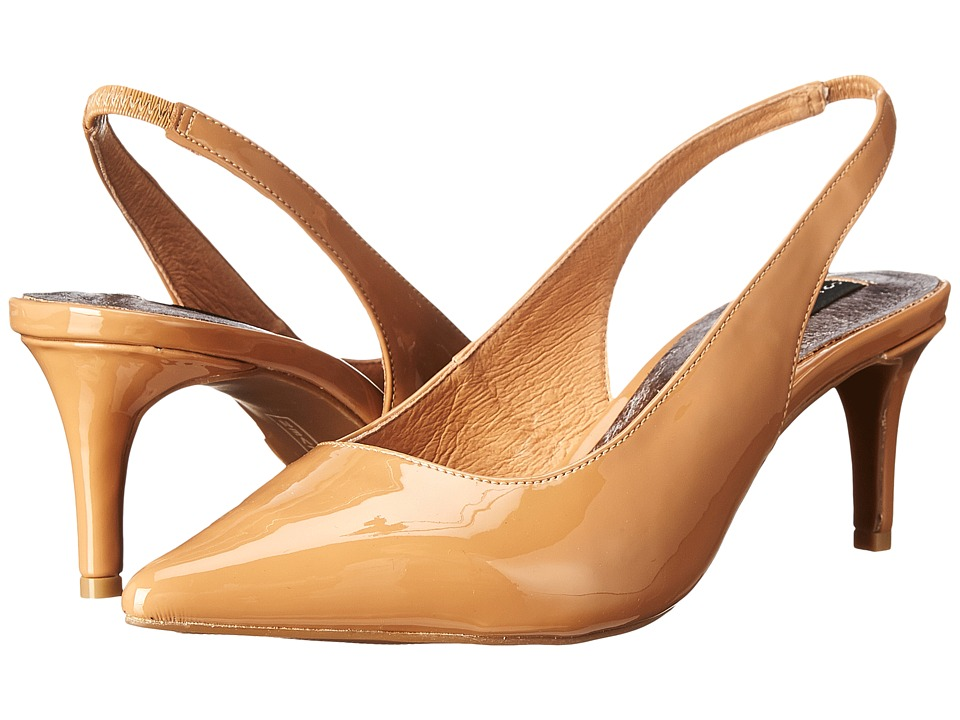 Steven - Cammile (Camel Patent) High Heels