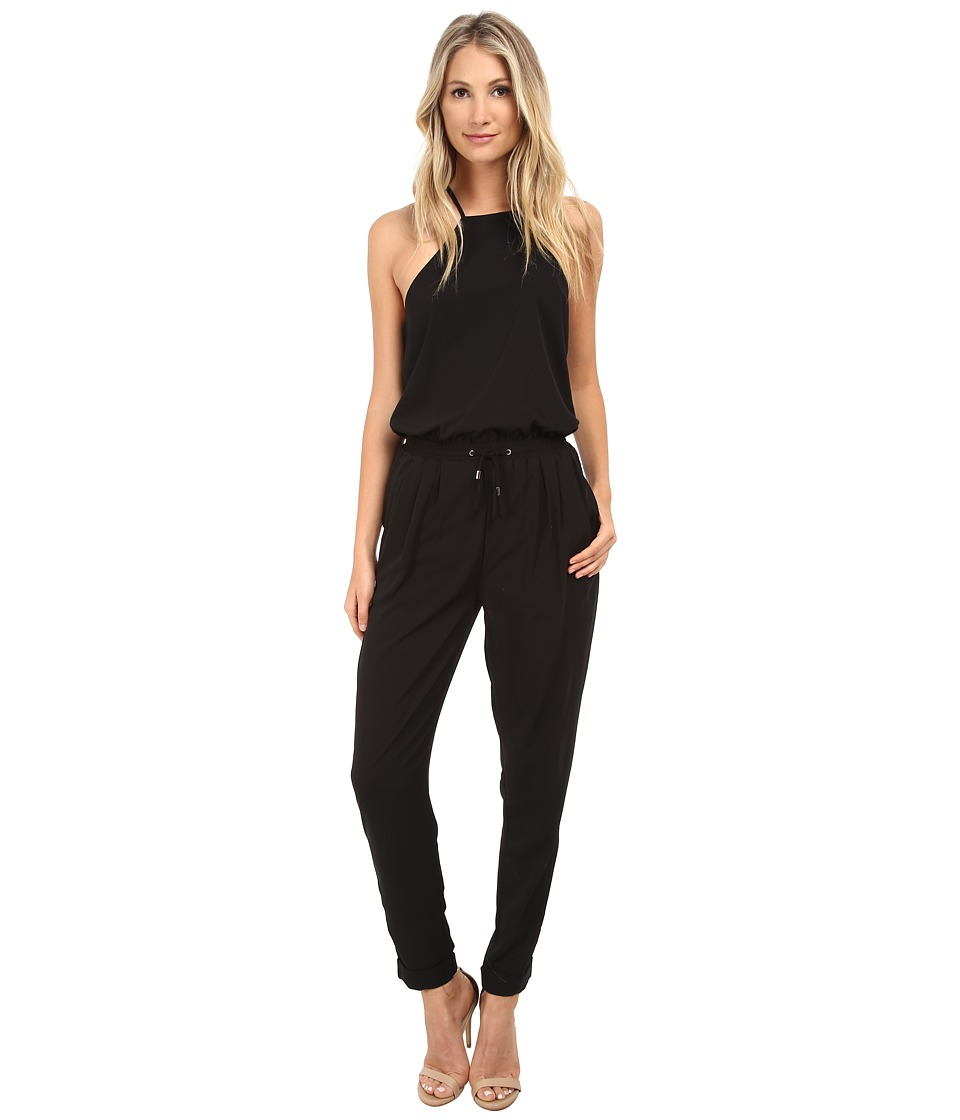 Brigitte Bailey - Susie Jumper (Black) Women's Jumpsuit & Rompers One Piece