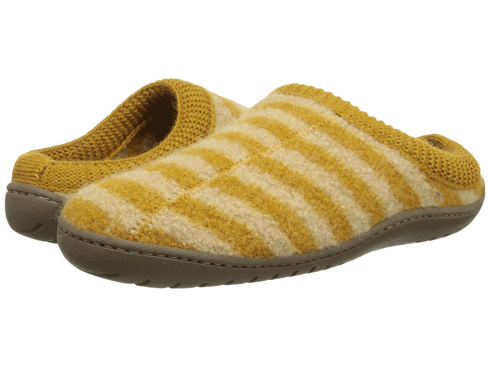Haflinger - Senso (Gold) Women's Slippers
