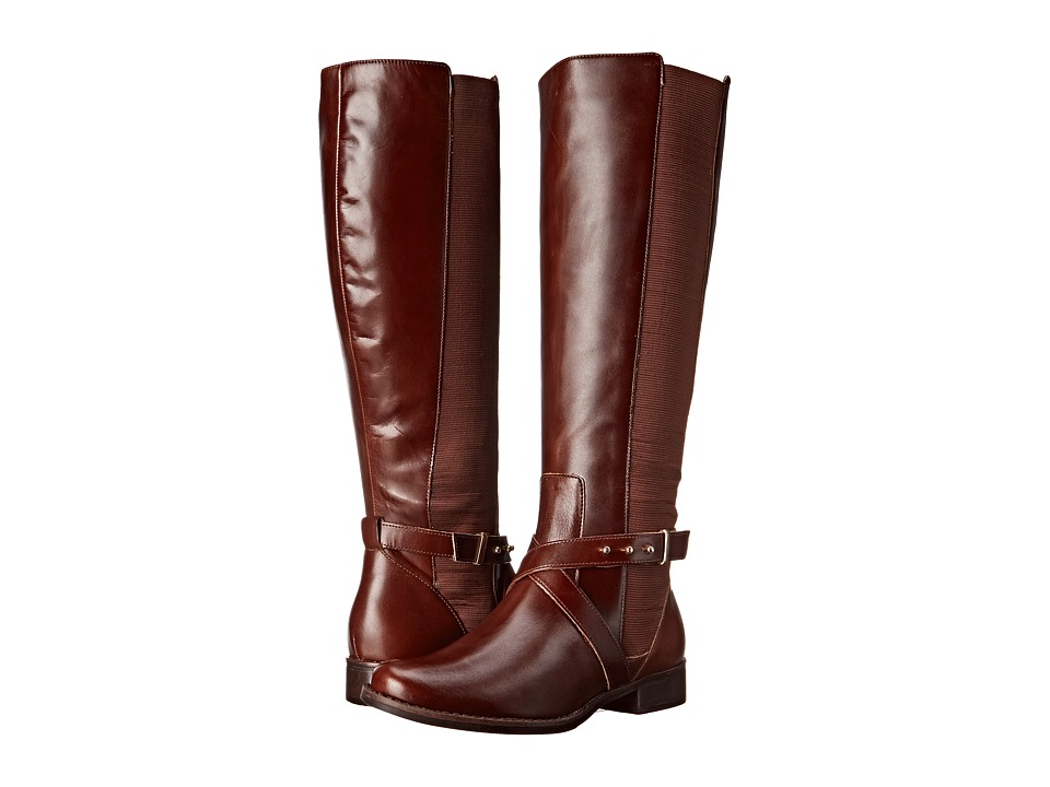 Steven - Sydnee (Cognac Leather) Women