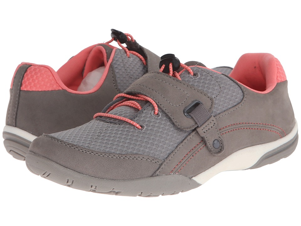 Clarks - Vailee Stone (Grey) Women's Shoes