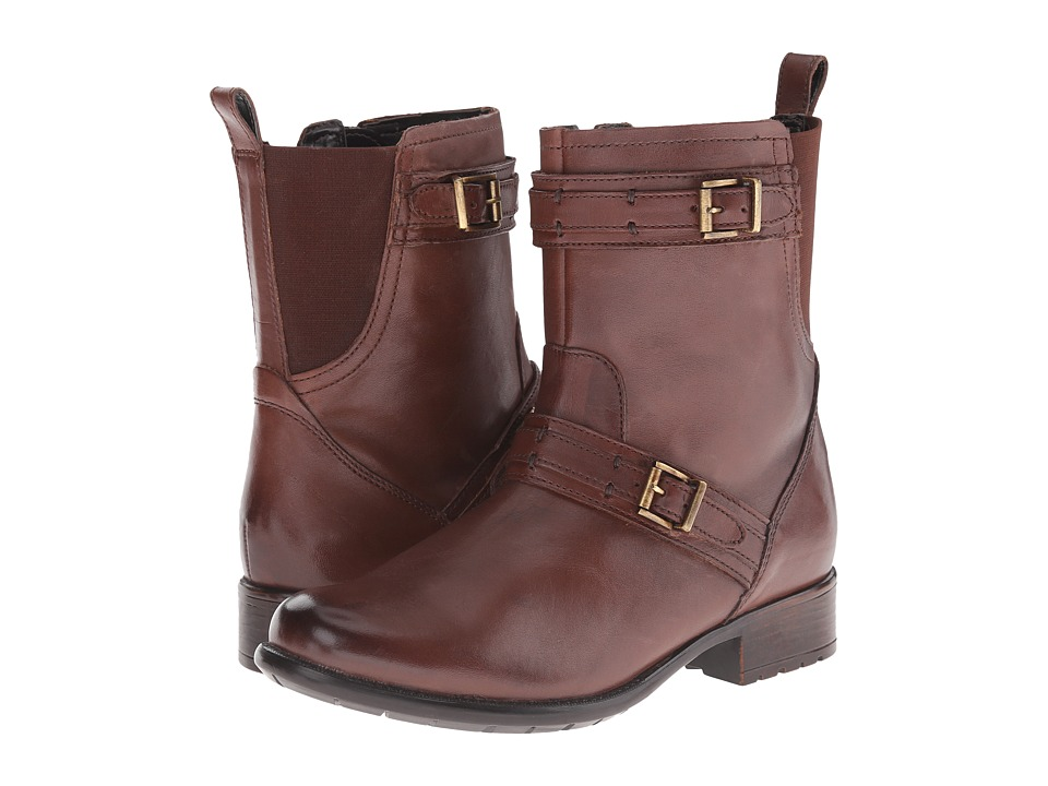 Clarks - Plaza City (Brown) Women