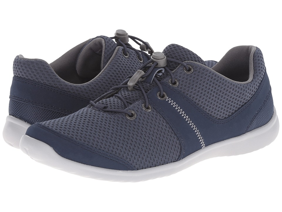 Clarks - Charron Kelly (Navy) Women's Shoes