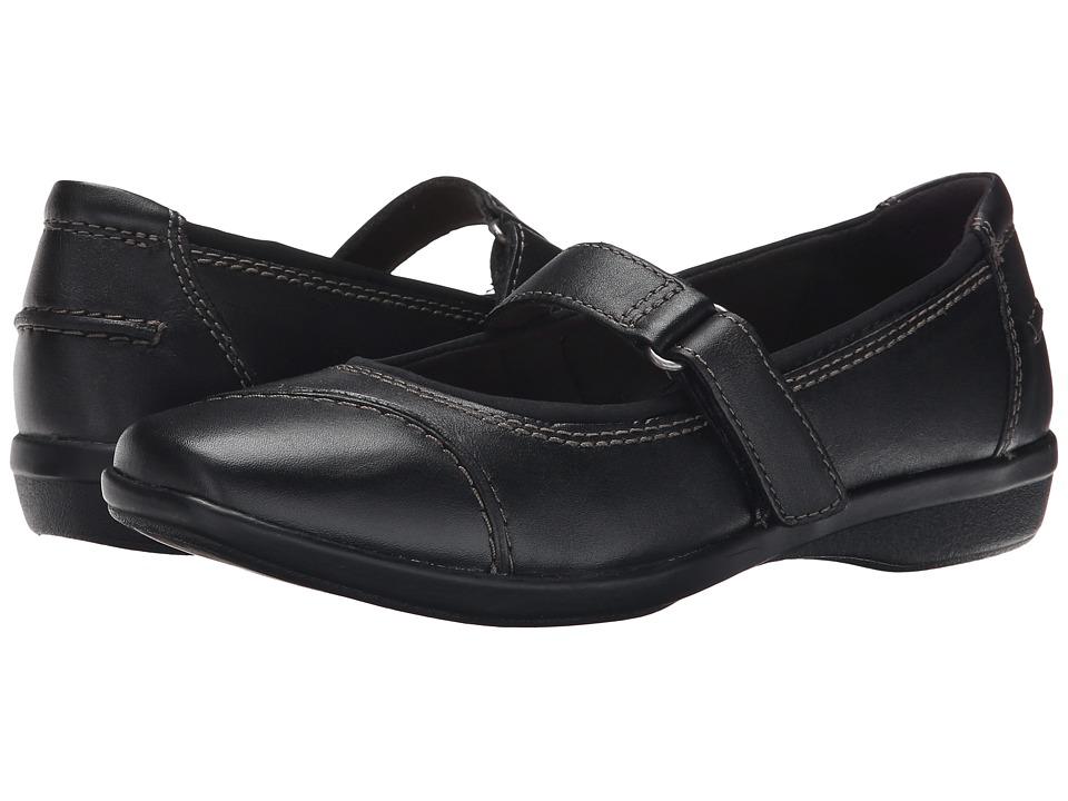 Clarks - Haydn Garnet (Black) Women's Shoes