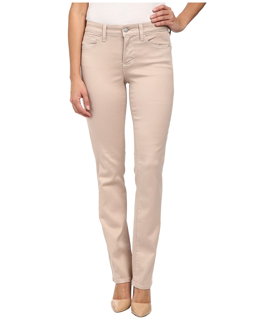 NYDJ - Samantha Slim Sculpting Stretch (Tan Memoir) Women's Casual Pants