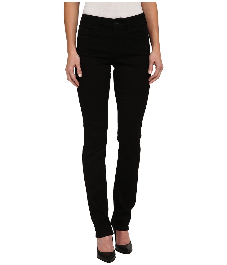 NYDJ - Samantha Slim Sculpting Stretch (Black) Women's Casual Pants