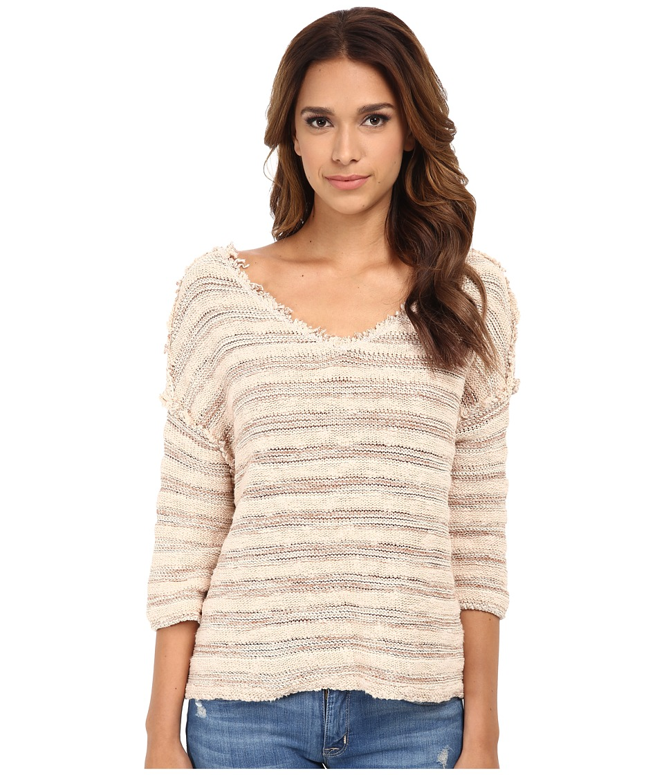 Free People - Spells Trouble Pullover (Ballet Combo) Women's Clothing