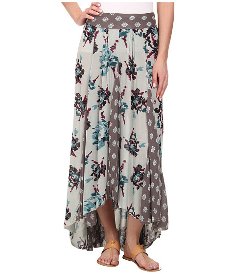 Free People - Show You Off Skirt (Soft Mint Combo) Women