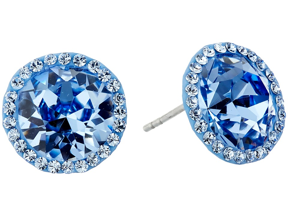 Nina - Ingrid Earrings (Light Sapphire) Earring