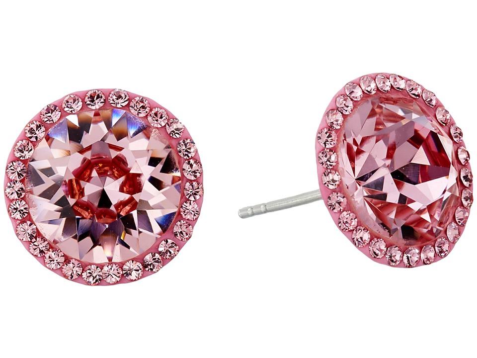 Nina - Ingrid Earrings (Light Rose) Earring