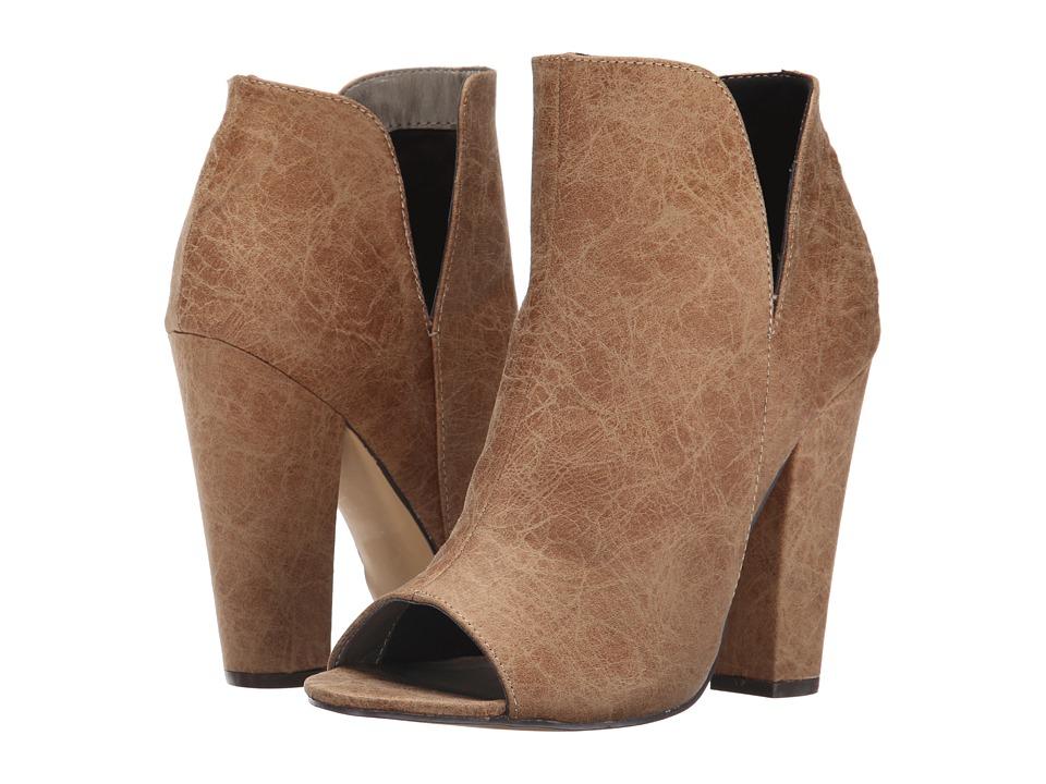 Michael Antonio - Mayuri (Natural) Women's Dress Sandals