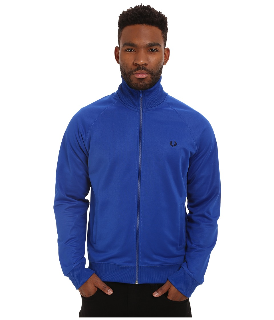 Fred Perry - Plain Track Jacket (Regal) Men's Coat